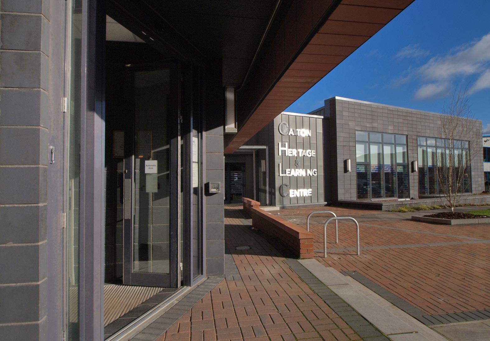 Calton Heritage & Learning Centre | MAST Architects